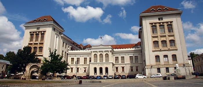 دانشگاه گر. ت. پوپا / پزشکی / لاسی / رومانی