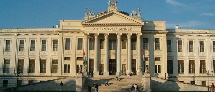 دانشگاه پزشکی سِگِد، مجارستان