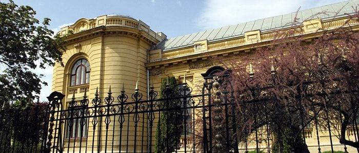دانشگاه کارول داویلا / پزشکی / بخارست / رومانی