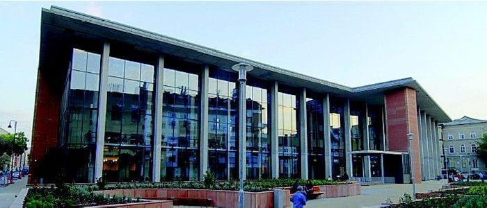 دانشگاه پزشکی سملویس بوداپست، مجارستان
