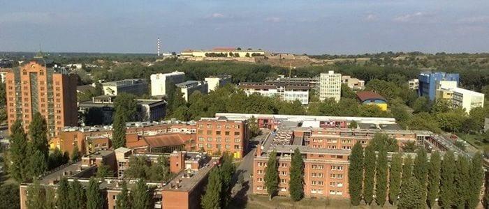 دانشگاه پزشکی نووی ساد در، صربستان
